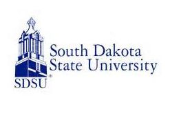 South Dakota State University logo | Hoof Zink, University Studies hoof rot on dairy cattle